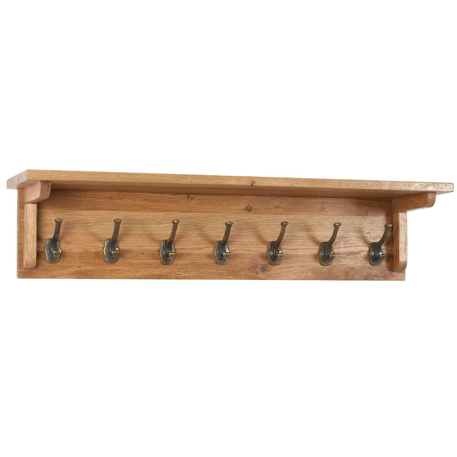 Kitchen Cupboards Montague Gardens: Vancouver Petite 7-Hook Coat Rack