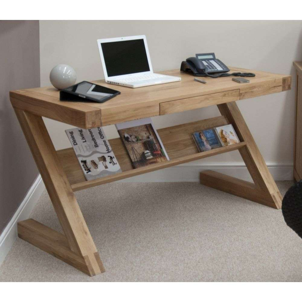 Enjoyable Opus Solid Oak Computer Desk Discount Price Home Interior And Landscaping Transignezvosmurscom